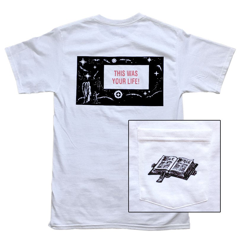 Image of Tract Life Pocket Tee