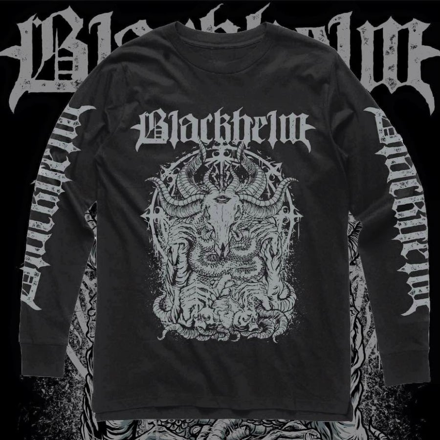 Image of Demon Serpent BL Long-Sleeve