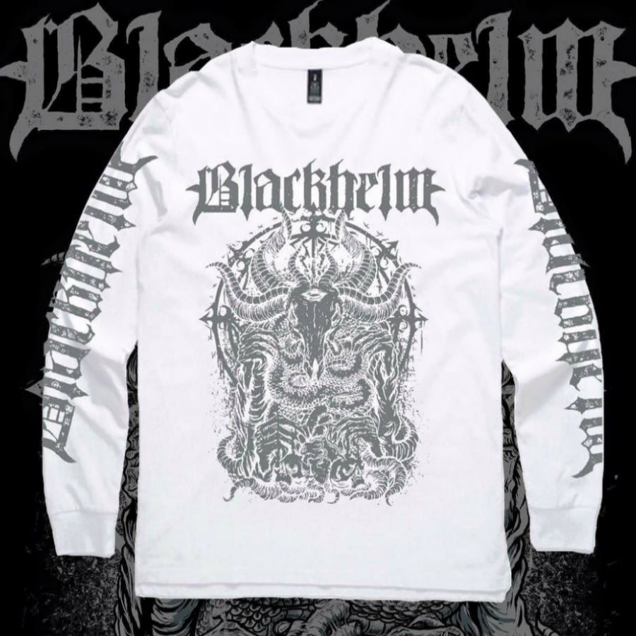 Image of Demon Serpent WH Long-Sleeve