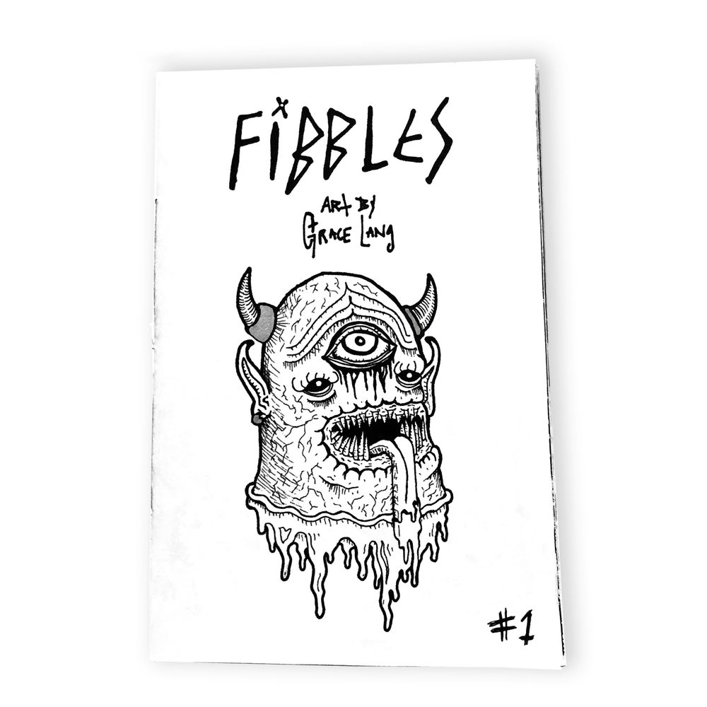 Image of Fibbles #1 Zine