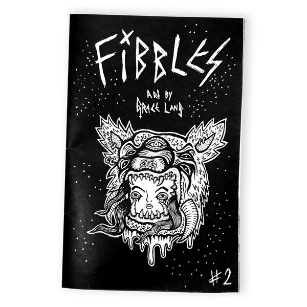 Image of Fibbles #2 Zine