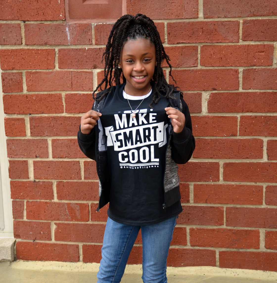Image of MakeSmartCool Kids Youth Tee