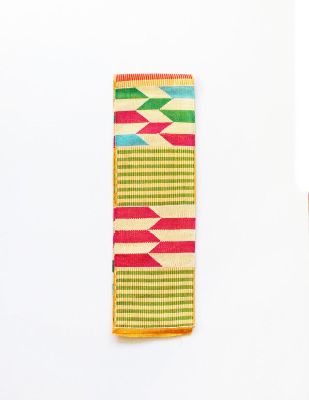 Image of Kente Graduation Stole II