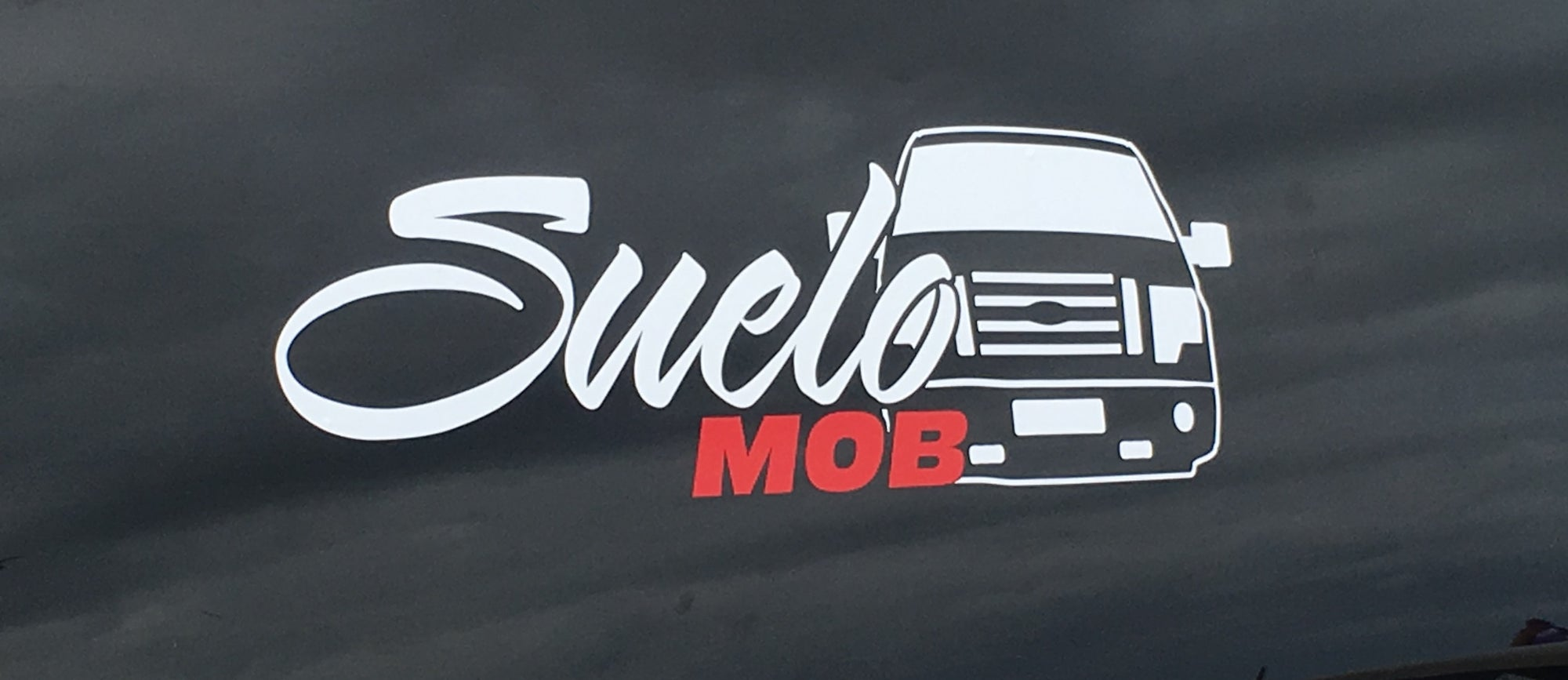 SueloMOB w/Ford Truck Decal