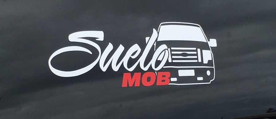 Image of SueloMOB w/Ford Truck Decal