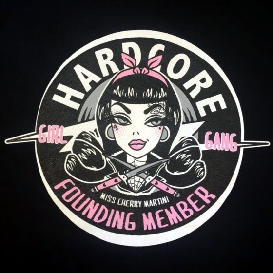 Image of Hard Core Girl Gang Jacket