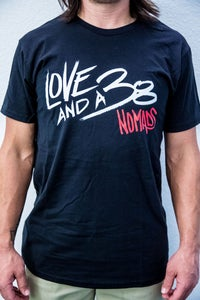 "Image of ""Nomads"" Tee and CD Bundle"