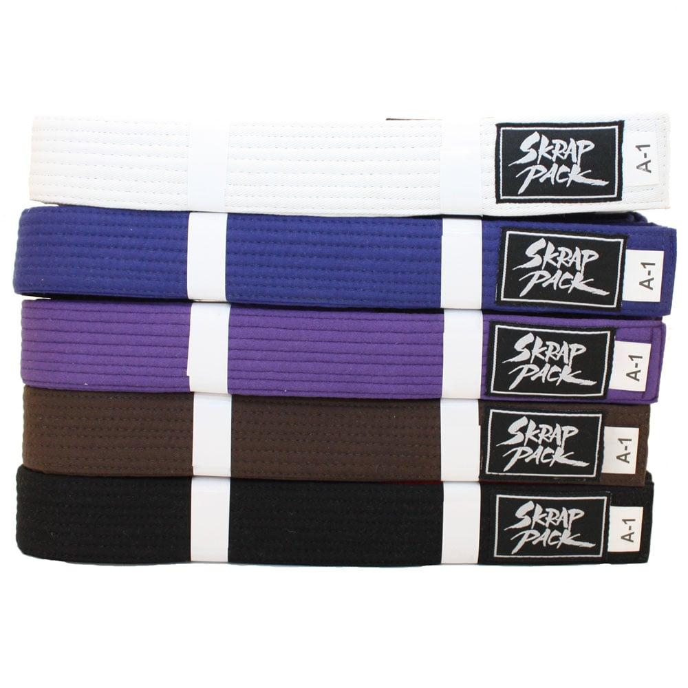 Image of Skrap Pack BJJ Belt
