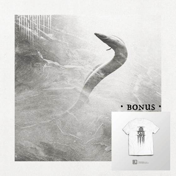 "Image of ""EEL"" CD & LOGO T-SHIRT (2016)"