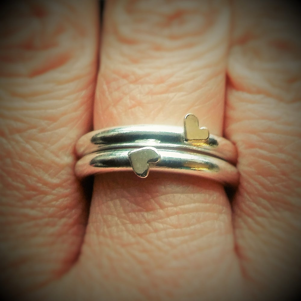 Image of Tiny Heart Ring