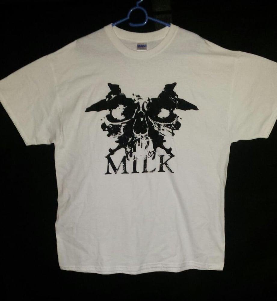 Image of MILK - Inkblot T-Shirt