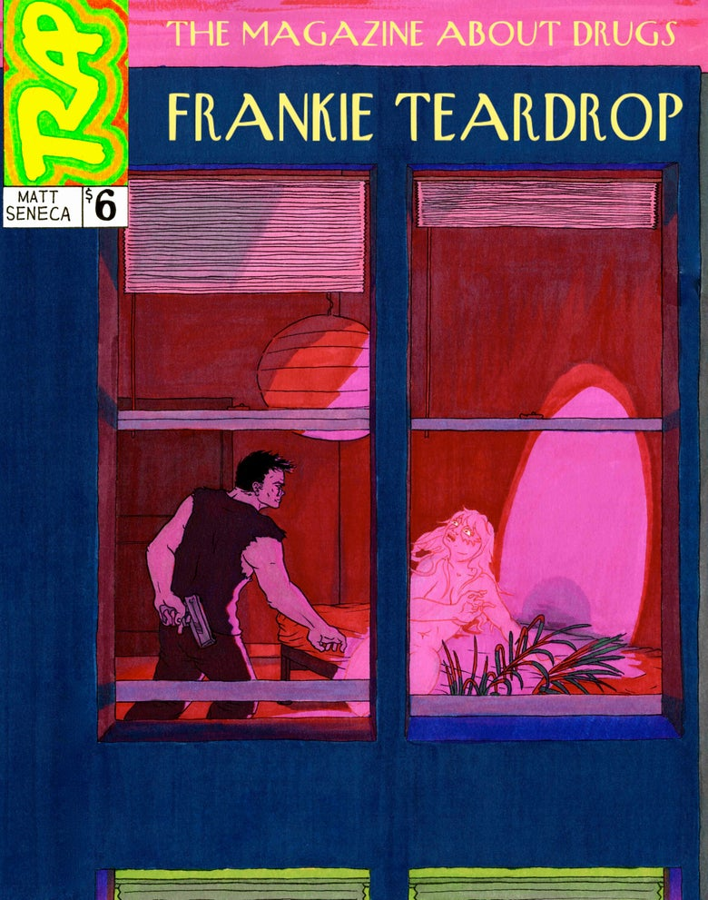Image of TRAP: FRANKIE TEARDROP