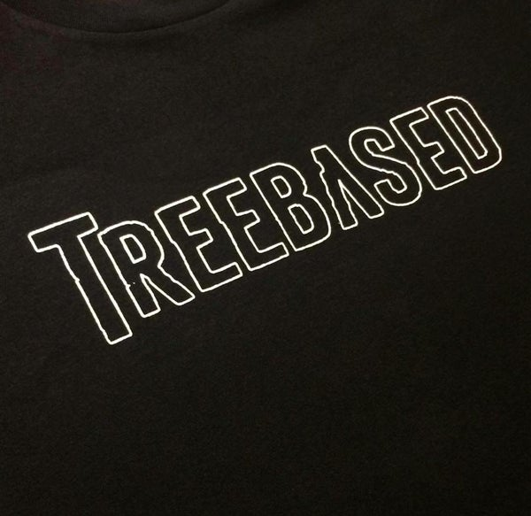 Image of TreeBased B&W Tee