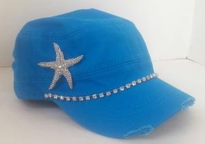 Image of Cadet Hat (Plain,no words) Starfish