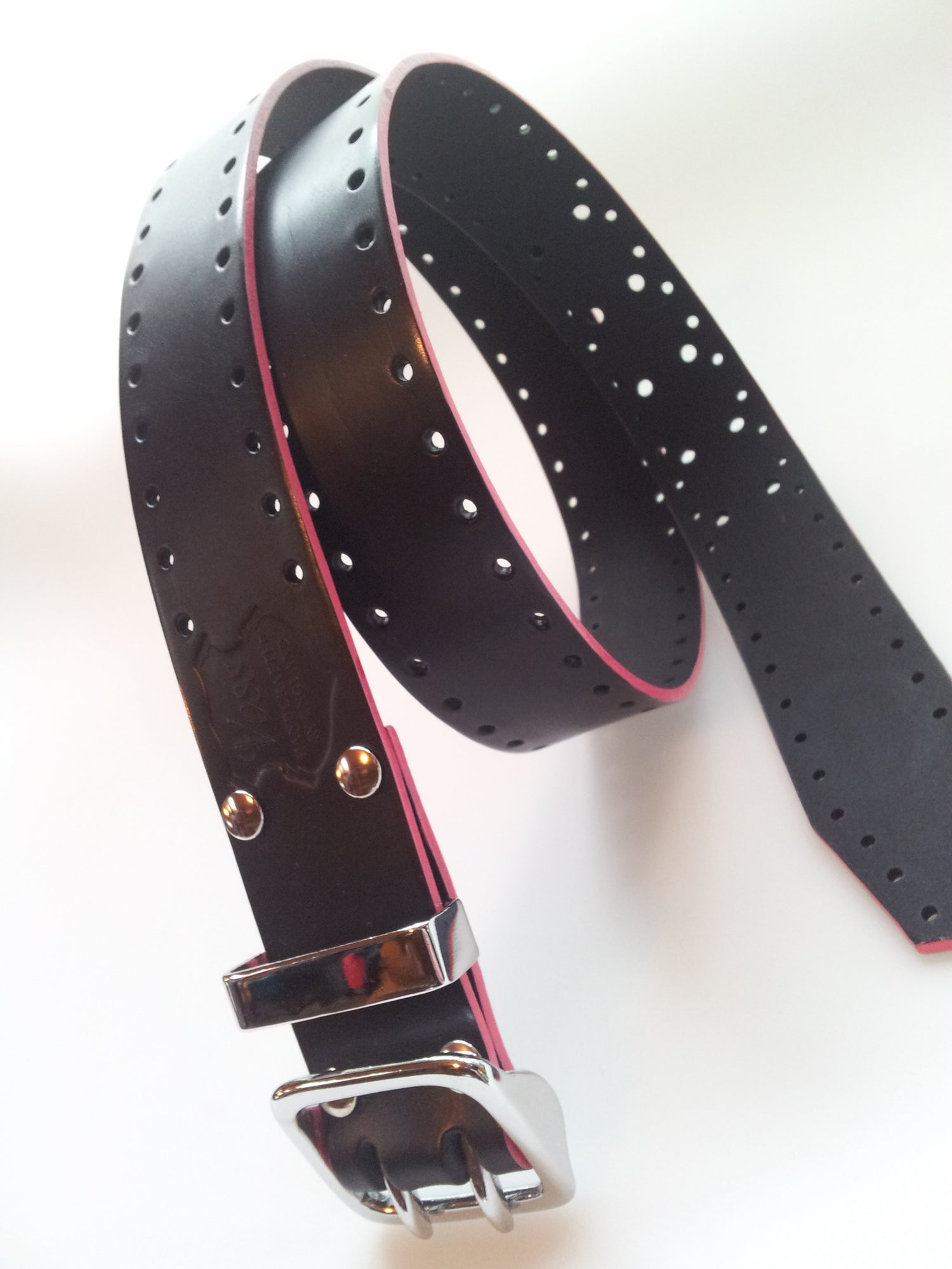 Image of Count Loop Chrome / Holeshot + Pink Edge / Colour Options