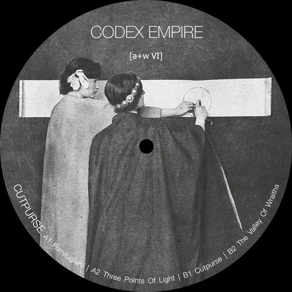 Image of [a+w VI] Codex Empire - Cutpurse 12""