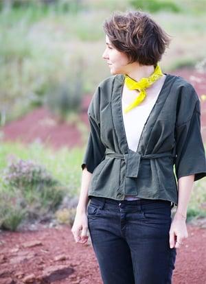 Image of Kit Patron - Kimono Marana