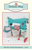 Image of Stitchin' Pretty Pincushion PDF Pattern #996