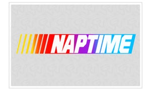 Image of NAPTIME sticker