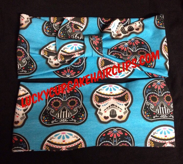 Image of Dia de Los Star Wars Turban