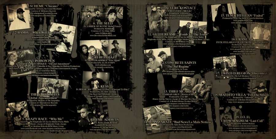 Image of The World Is Ours Volumes 1-3 (50+ Songs)