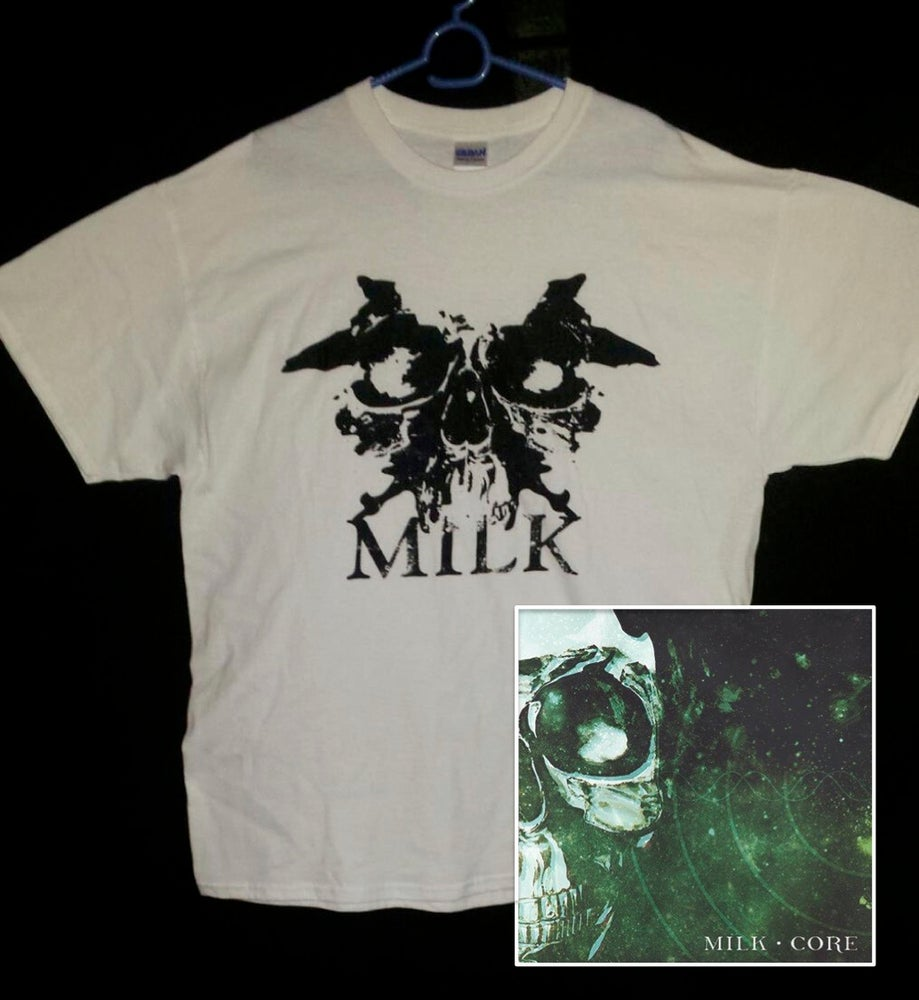 Image of Inkblot T-shirt + Core EP Bundle