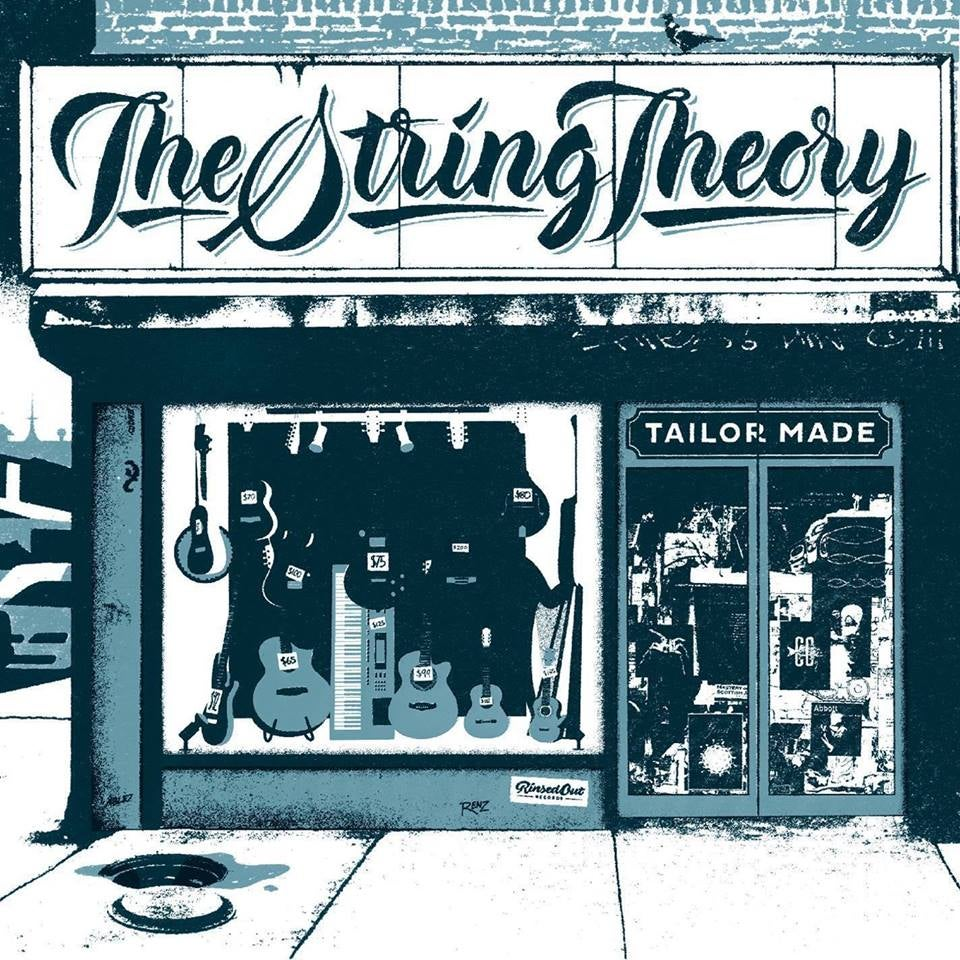 Image of Tailor Made - 'The String Theory' CD