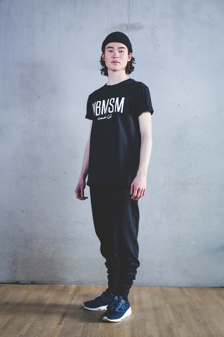 Image of NBMSM T-SHIRT Black