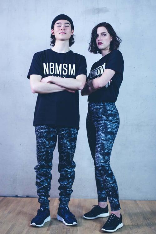 Image of NBMSM T-SHIRT Black