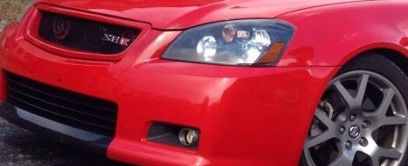 Image of (ALL ALTIMAS) RACING RED SUPERTONE HORNS