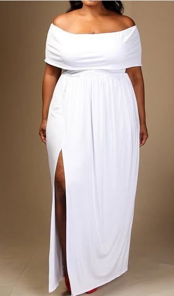 Image of Breezy Maxi Dress -curvy