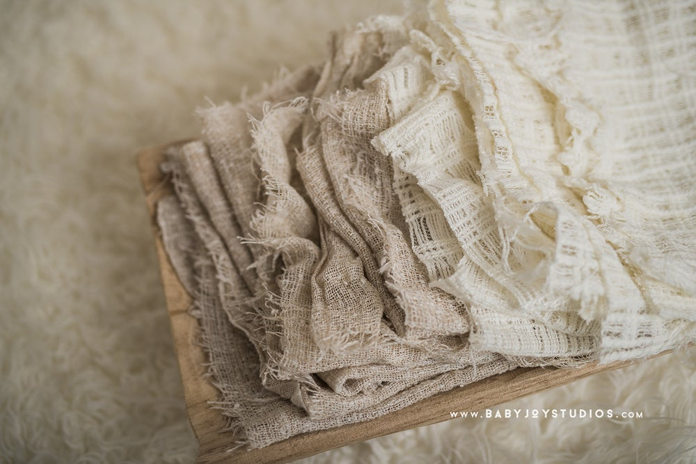 Image of Vintage Layers | Mini Blankets