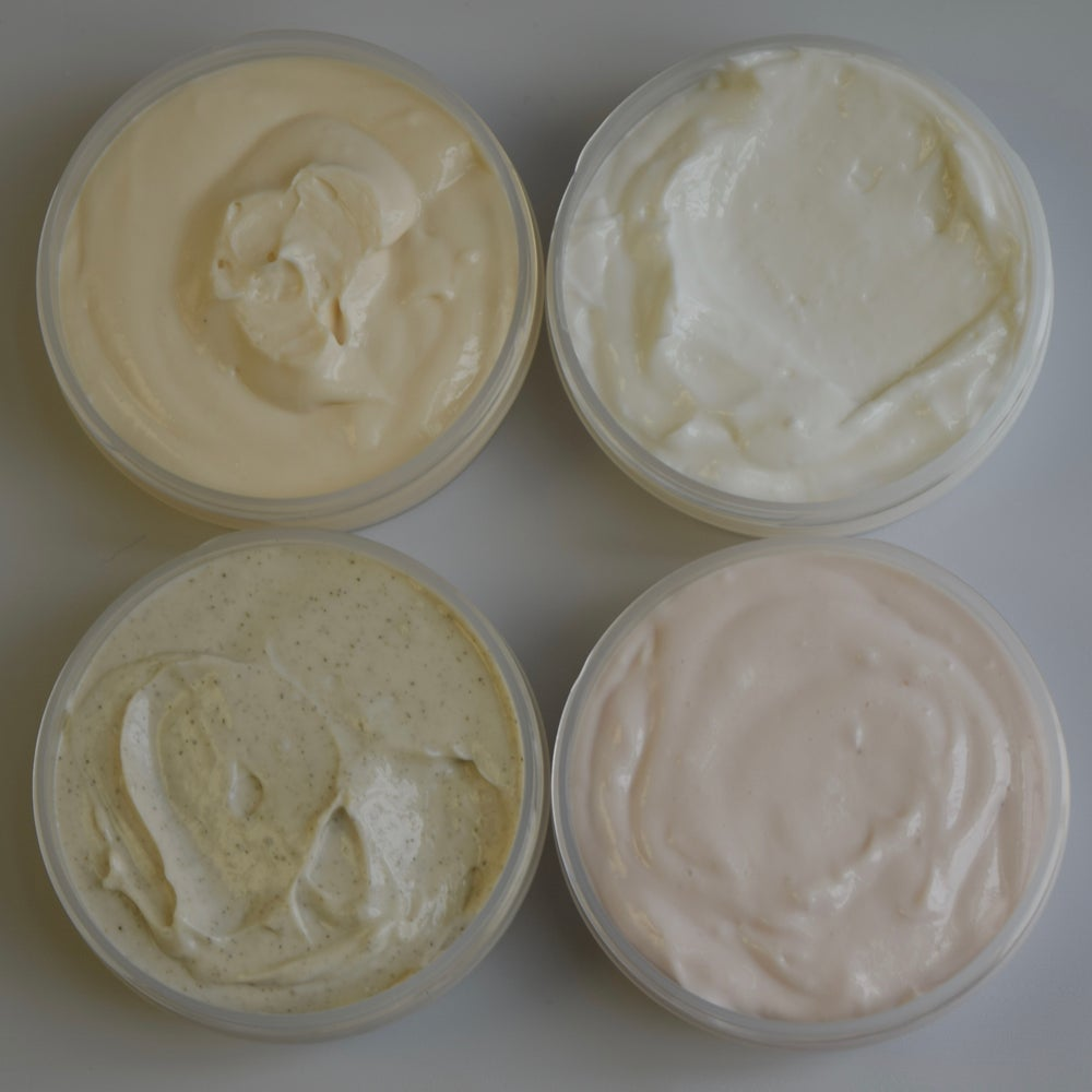 Image of Tropical Body Meringues - 3 oz