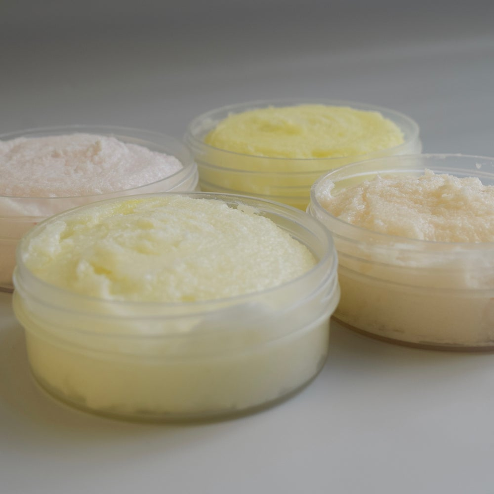 Image of Foaming Sugar Scrubs