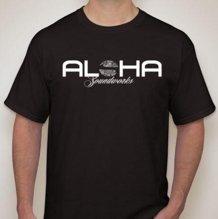 Image of Men's ALOHA Tee