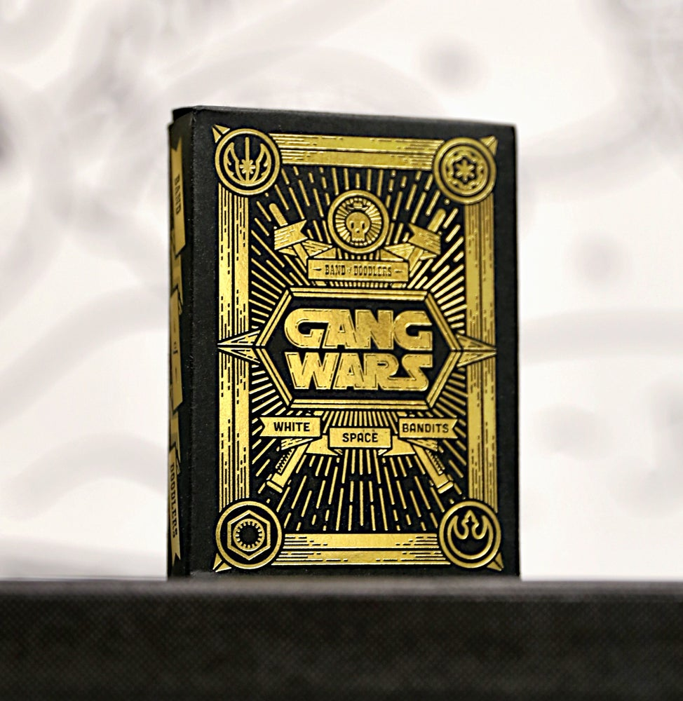 Image of Gang Wars Playing Cards