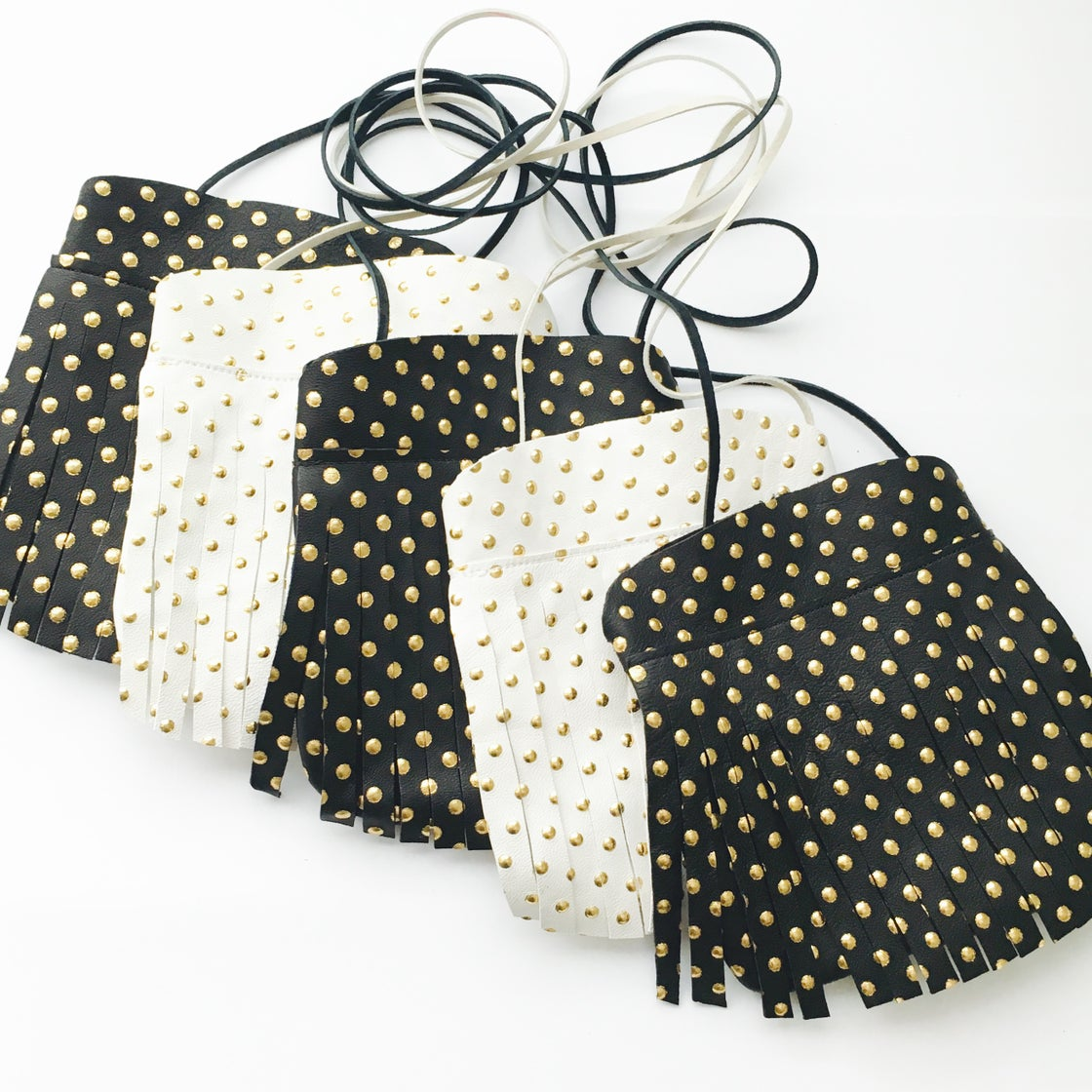 Image of Fringed Swaaag Bags