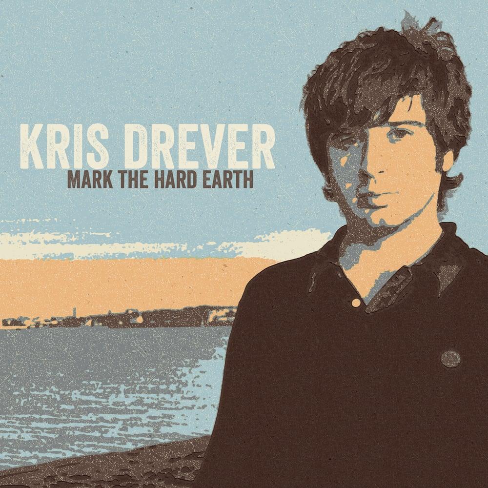 Image of MARK THE HARD EARTH VINYL LP + CD insert