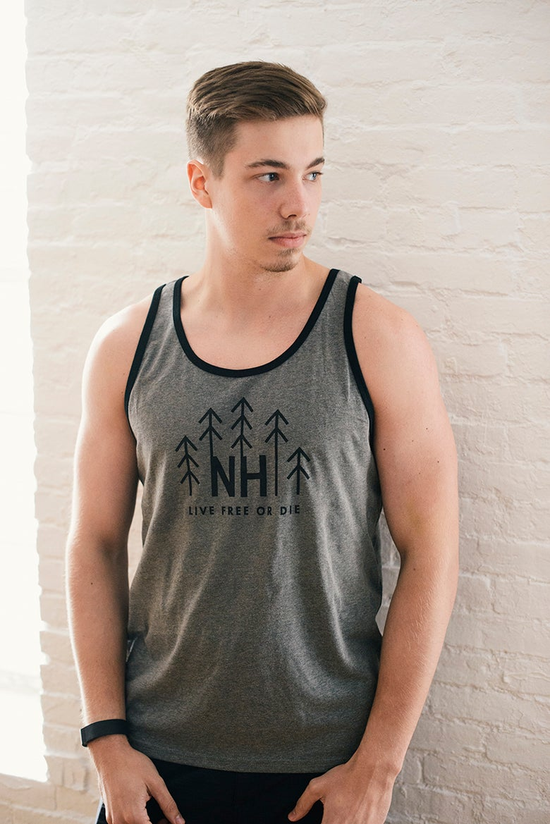 Image of Tree Logo Tank Top - Unisex