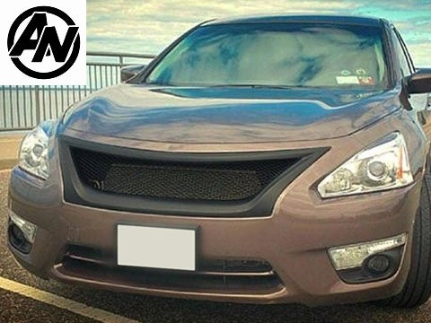 Image of (L33) 2013-2015 Altima Sedan Front Sports Mesh Grill