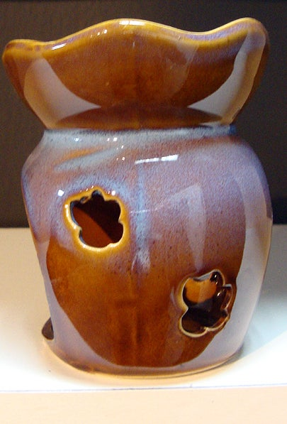 Image of Ceramic Oil Burner #10