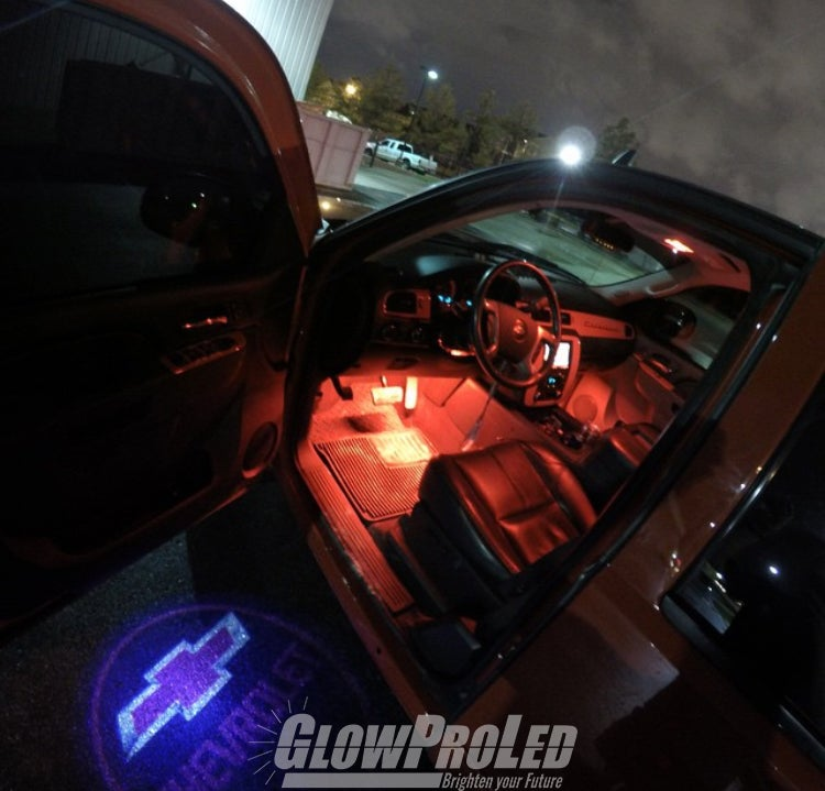 Image of 4 Strip Interior LED kit