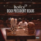 "Image of STREETRUNNER presents Royce Da 5'9 ""Dead President Heads"" 7"" single"