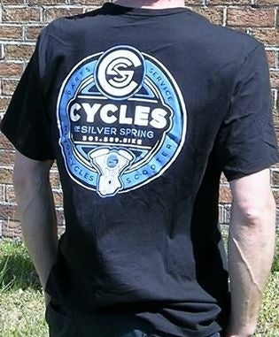 Image of Cycles of Silver Spring T-Shirt