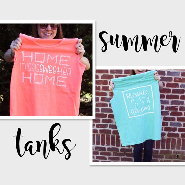 Image of Summer Tanks