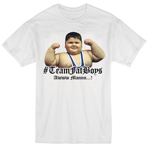 Image of TEAM FAT BOY T-SHIRTS