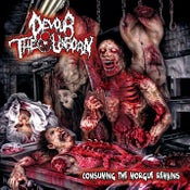 Image of Devour the Unborn - Consuming the Morgue Remains
