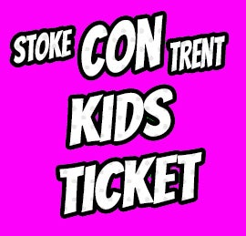Image of Kids Ticket to Stoke CON Trent #5