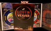 Image of Lost in Vegas DVD and Album