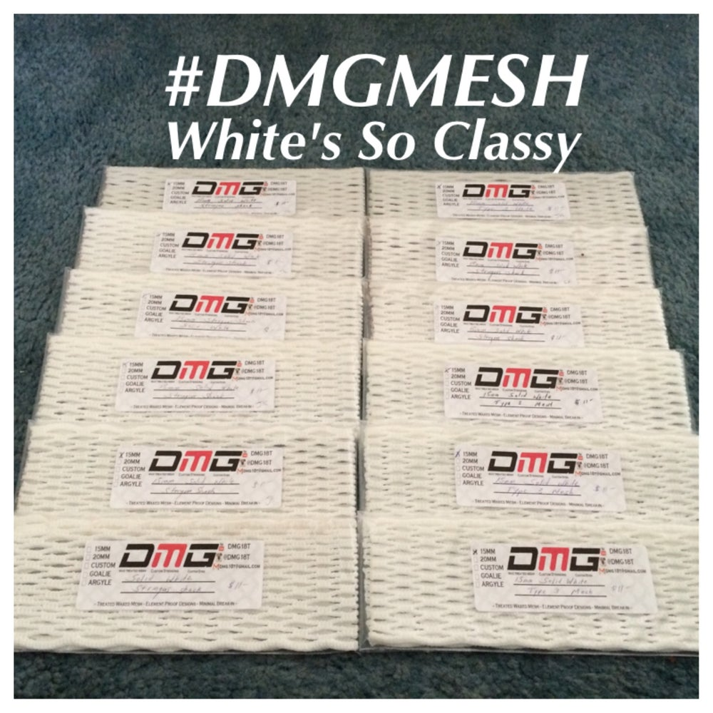 Image of DMG White Solid
